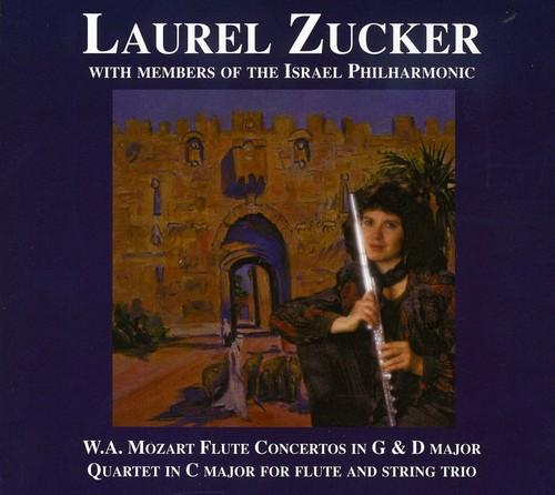 Mozart Flute Concertos and Quartet