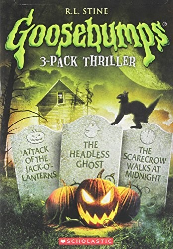 Goosebumps - Goosebumps: Attack of the Jack O'lanterns / The Headless Ghost / The Scarecrow Walks At Midnight Triple Feature