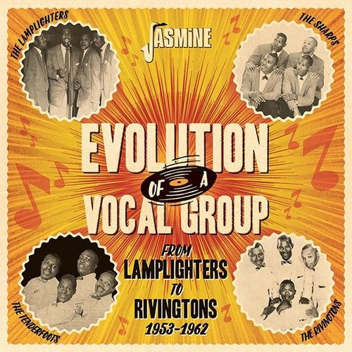 Evolution Of A Vocal Group From Lamplighters To - Evolution Of A Vocal Group: From Lamplighters To