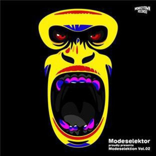 Modeselektor - Modeselektion, Vol. 2 [LP]