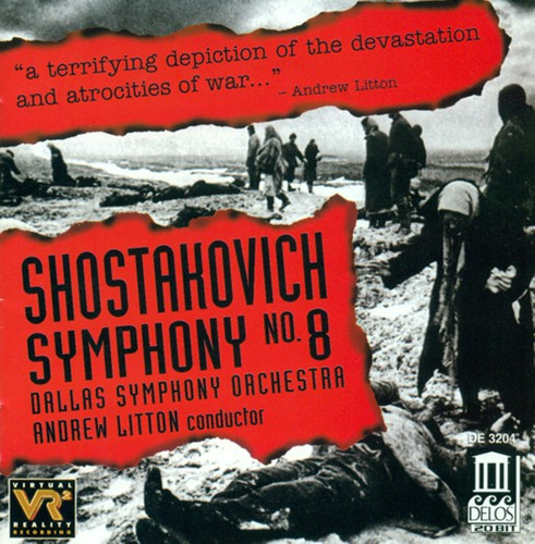 Symphony 8 in C minor Opus 65