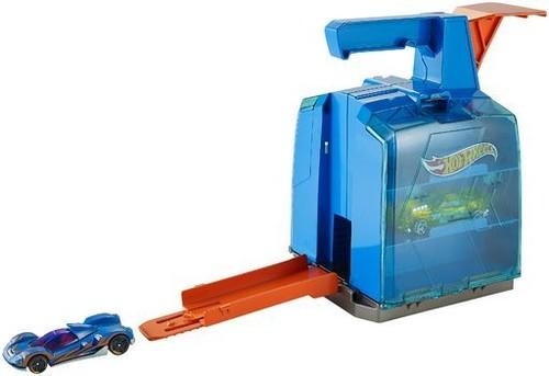 Hot Wheels - Mattel - Hot Wheels Track & Builder: Display Launcher Case