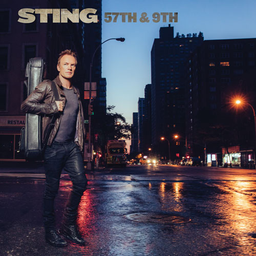 Sting - 57th & 9th [Vinyl]