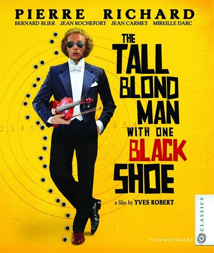 The Tall Blonde Man With One Black Shoe