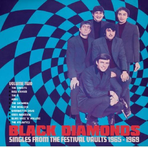 Black Diamonds: Singles from 1965-1969 2 /  Various