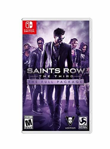 - Saints Row - The Third for Nintendo Switch