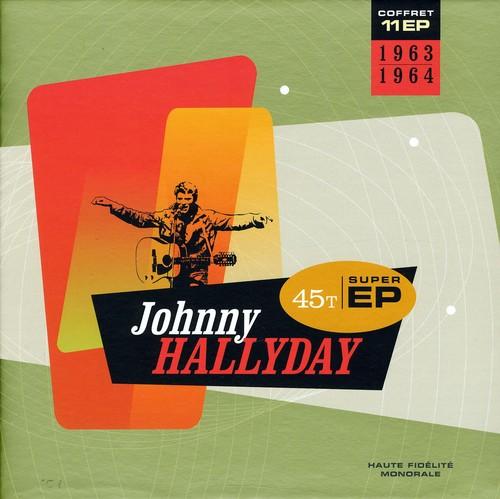 Coffret 11 EP 1963-1964 [Import]