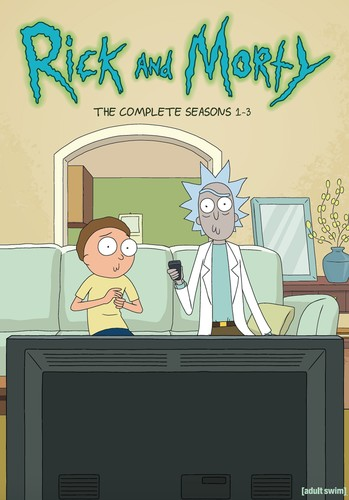 Rick And Morty [TV Series] - Rick And Morty: The Complete Seasons 1-3
