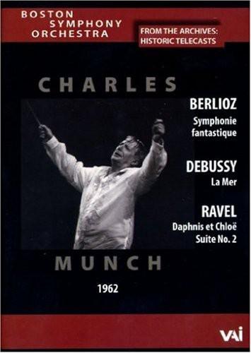 Boston Symphony Orchestra: Historic Telecasts: Charles Munch