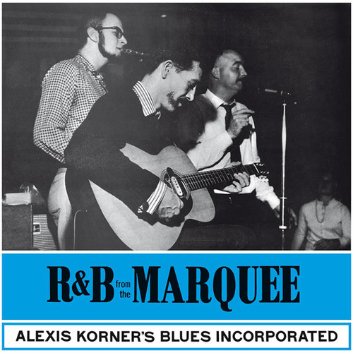 R&b From The Marquee