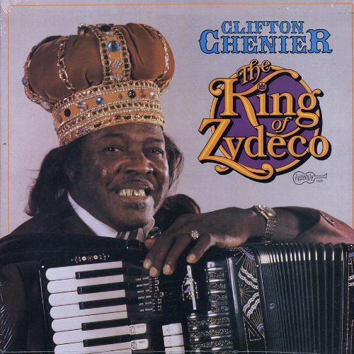 The King Of Zydeco