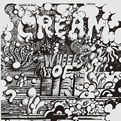 Cream - Wheels Of Fire [Vinyl]