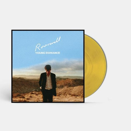 Roosevelt - Young Romance [Indie Exclusive Limited Edition Sun Yellow LP]