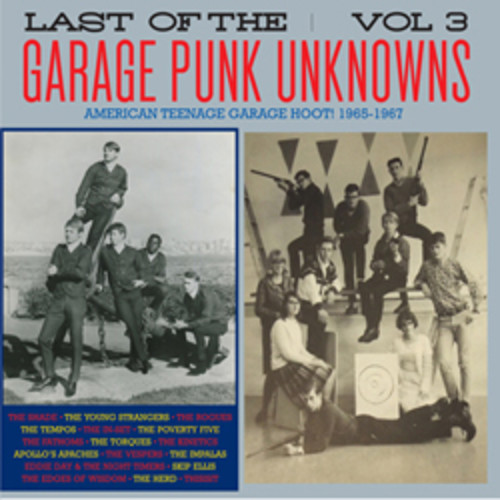 Last of the Garage Punk Unknowns 3