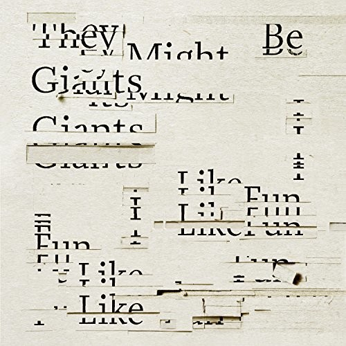 They Might Be Giants - I Like Fun [LP]