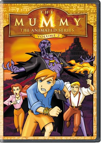 The Mummy: The Animated Series: Volume 2