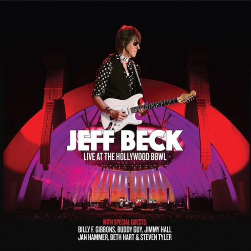 Jeff Beck - Live At The Hollywood Bowl [2CD]