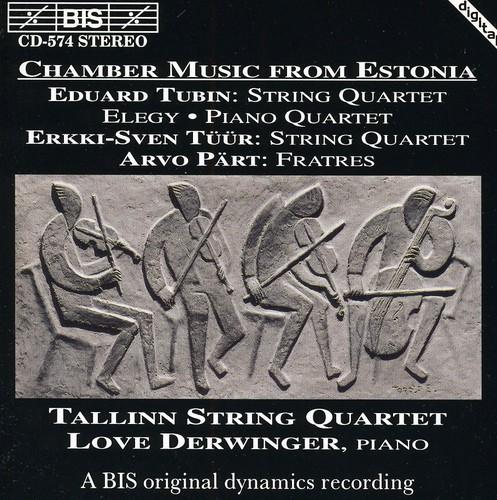 Chamber Music for Estonia /  Various