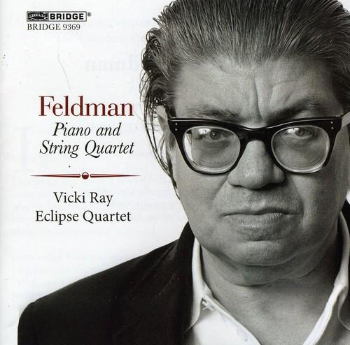 Morton Feldman: Piano & String Quartet
