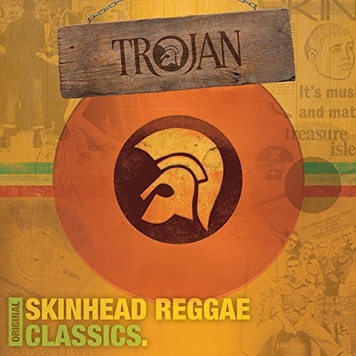 Original Skinhead Reggae Classics / Various Uk - Original Skinhead Reggae Classics / Various