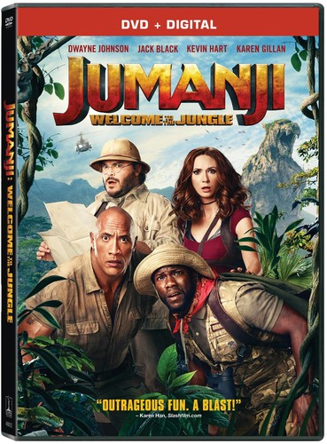 Jumanji [Movie] - Jumanji: Welcome To The Jungle