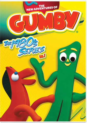 The New Adventures of Gumby: The 1980's Volume 1