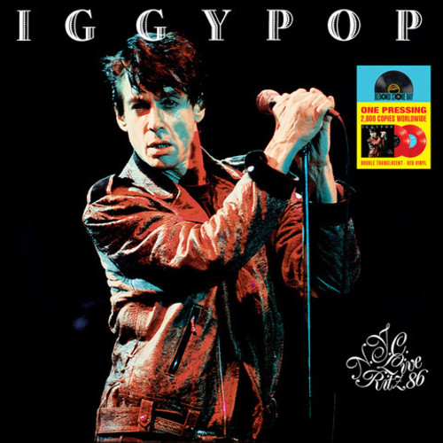 Iggy Pop - Live At The Ritz, NYC 1986
