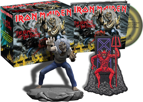 Iron Maiden - The Number of the Beast [Deluxe]