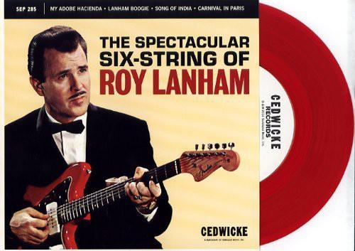 Roy Lanham - My Adobe Hacienda/Lanham Boogie/Song