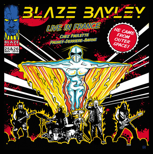 Blaze Bayley - Live In France