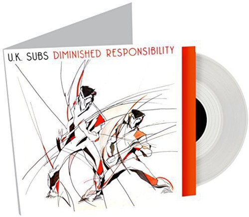 Diminished Responsibility [Import]