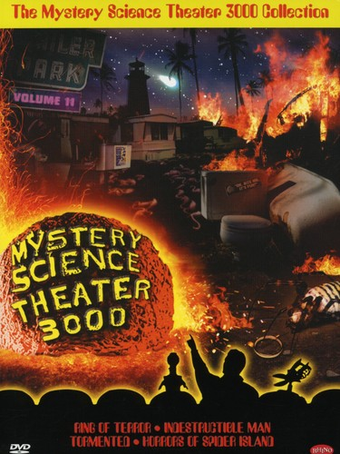 Mystery Science Theater 3000 Collection: 11