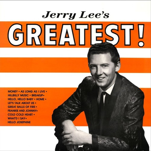 Jerry Lee Lewis - Jerry Lee's Greatest [LP]