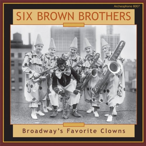 Broadways Favorite Clowns