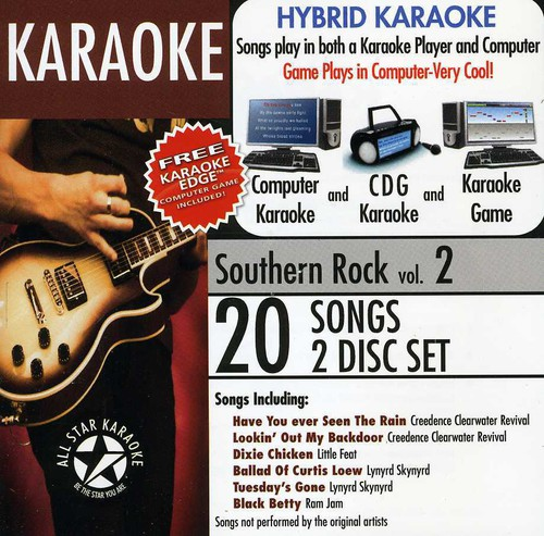 Karaoke: Southern Rock, Vol. 2