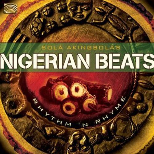 Nigerian Beats: Rhythm & Rhyme