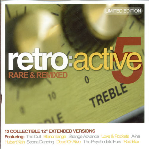 Retro Active Rare and Remixed, Vol. 5
