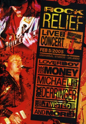Rock Relief: Live in Concert