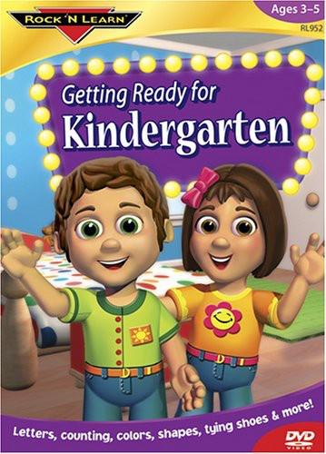 Rock N Learn: Getting Ready for Kindergarten