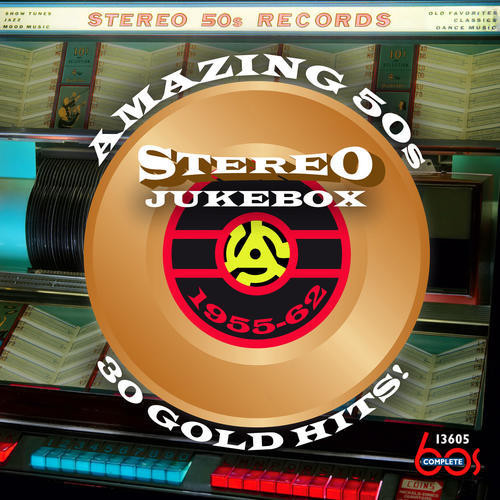 Amazing 50s Stereo Jukebox (Various Artists)
