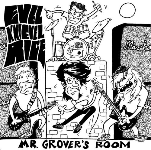 Mr. Grover's Room