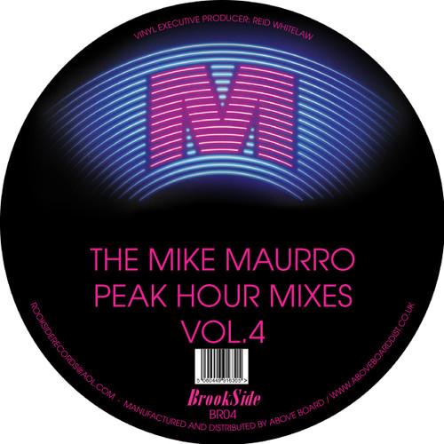Mike Maurro Peak Hour Mixes Vol. 4