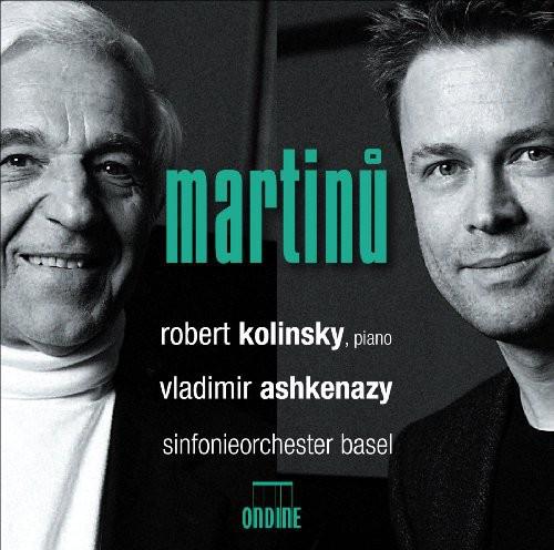 VLADIMIR ASHKENAZY - Martinu, B. : Martinu