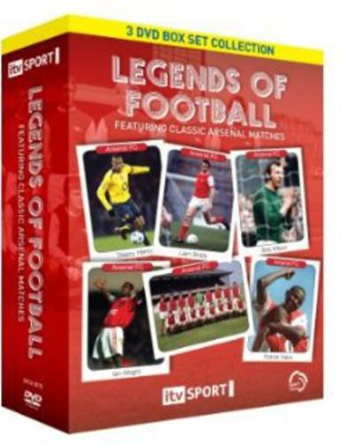 Legends of Football [Import]