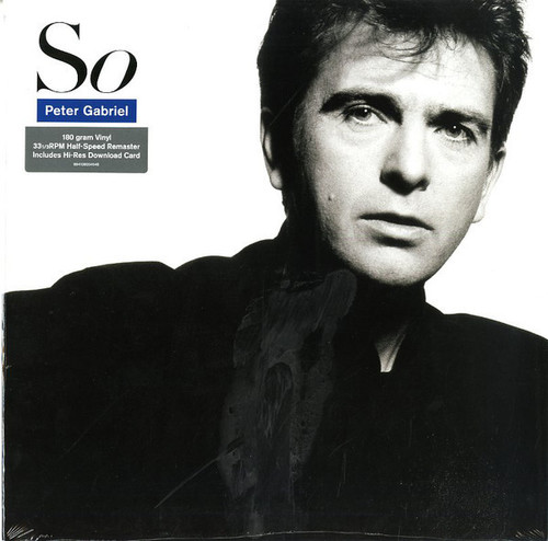 Peter Gabriel - So [180 Gram] [Remastered] [Download Included] [Reissue]