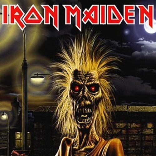 Iron Maiden - Iron Maiden (Jpn) [Remastered]