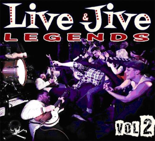 Live & Jive Legends - Live & Jive Legends 2 / Various