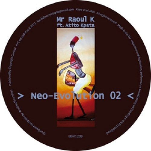 Neo-Evolution 02 (Feat. Atito Kpata)