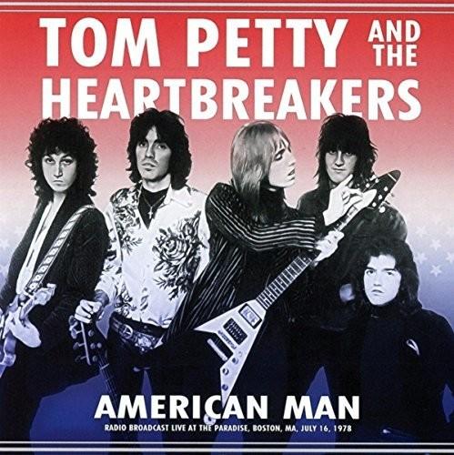 American Man Live Radio Broadcast Boston 1978
