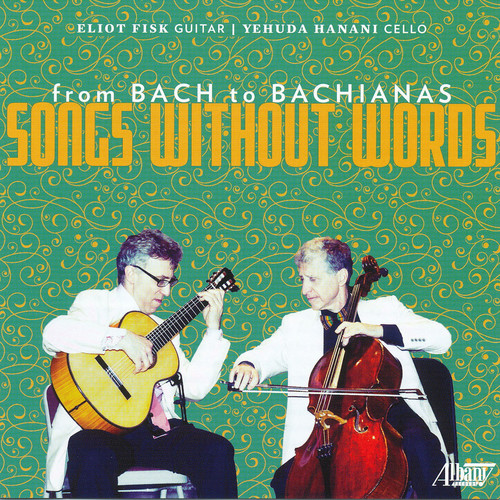 From Bach to Bachianas: Songs Without Words